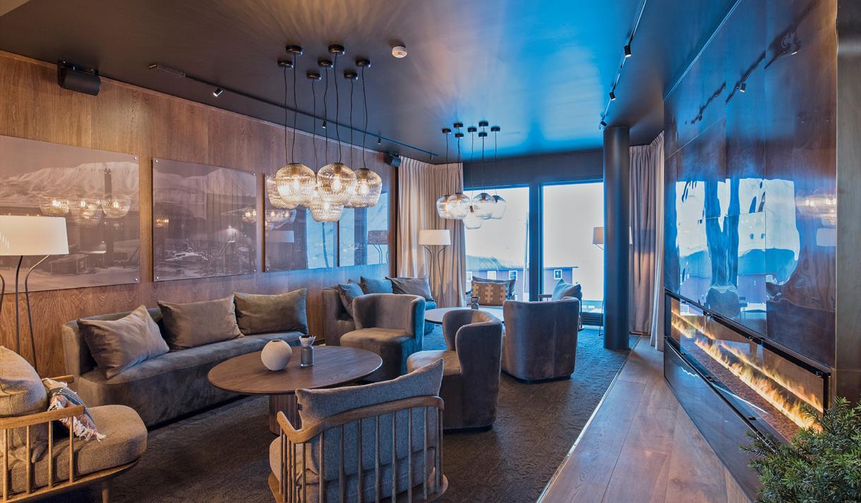Funken Lodge - Hotel in Longyearbyen, Spitsbergen - Visit Svalbard