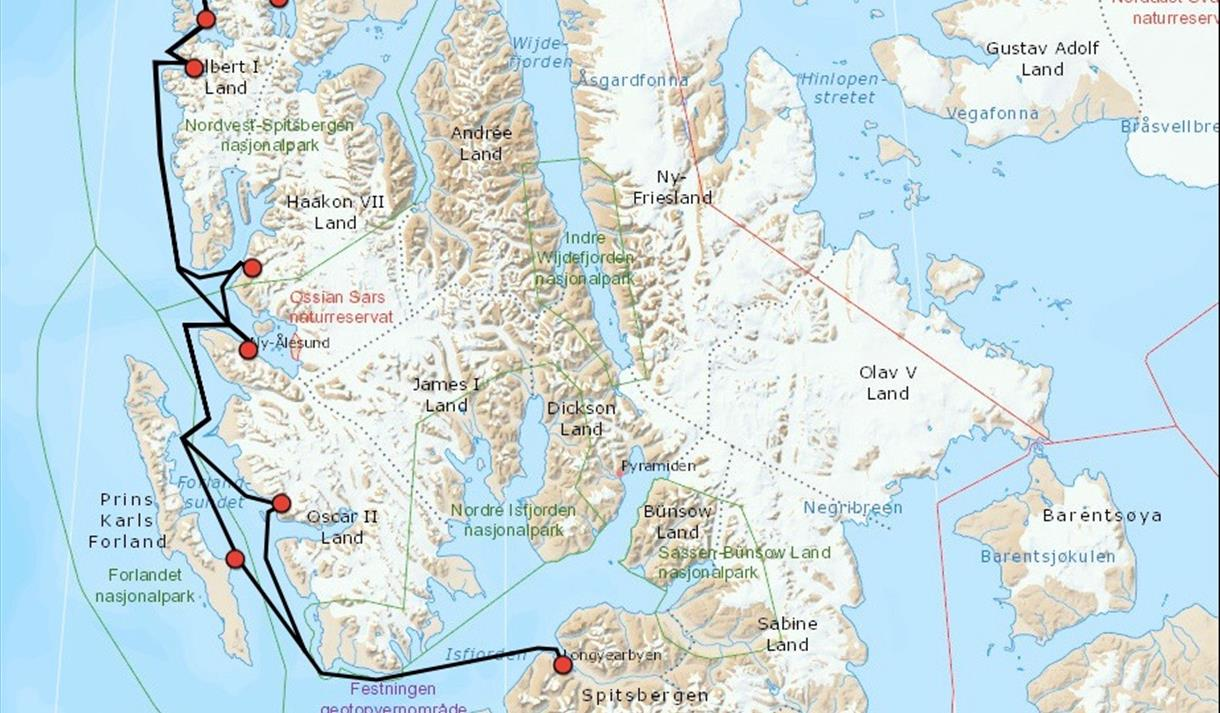 Exclusive Expedition Cruise To 80 North Spitsbergen Guide