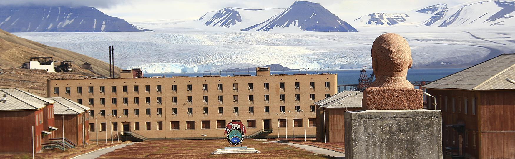 Russian architecture and culture in Svalbard