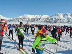 Thumbnail for Svalbard Ski Marathon