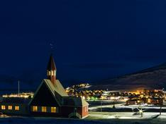 Svalbard Church in Longyearbyen