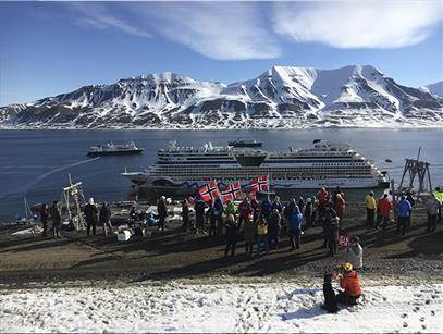 Members of Svalbard Cruise Network