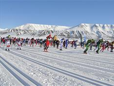 Thumbnail for Svalbard Ski Marathon 27. April