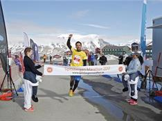 Thumbnail for Spitsbergen Marathon 6. June