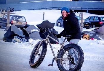 FatBike on Snow – The Guide's Choice | 4h