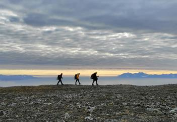 The Arctic Dream - A two day hike along the Icefjord - Better Moments
