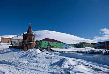 Adventure weekend in Barentsburg - Svalbardbooking.com